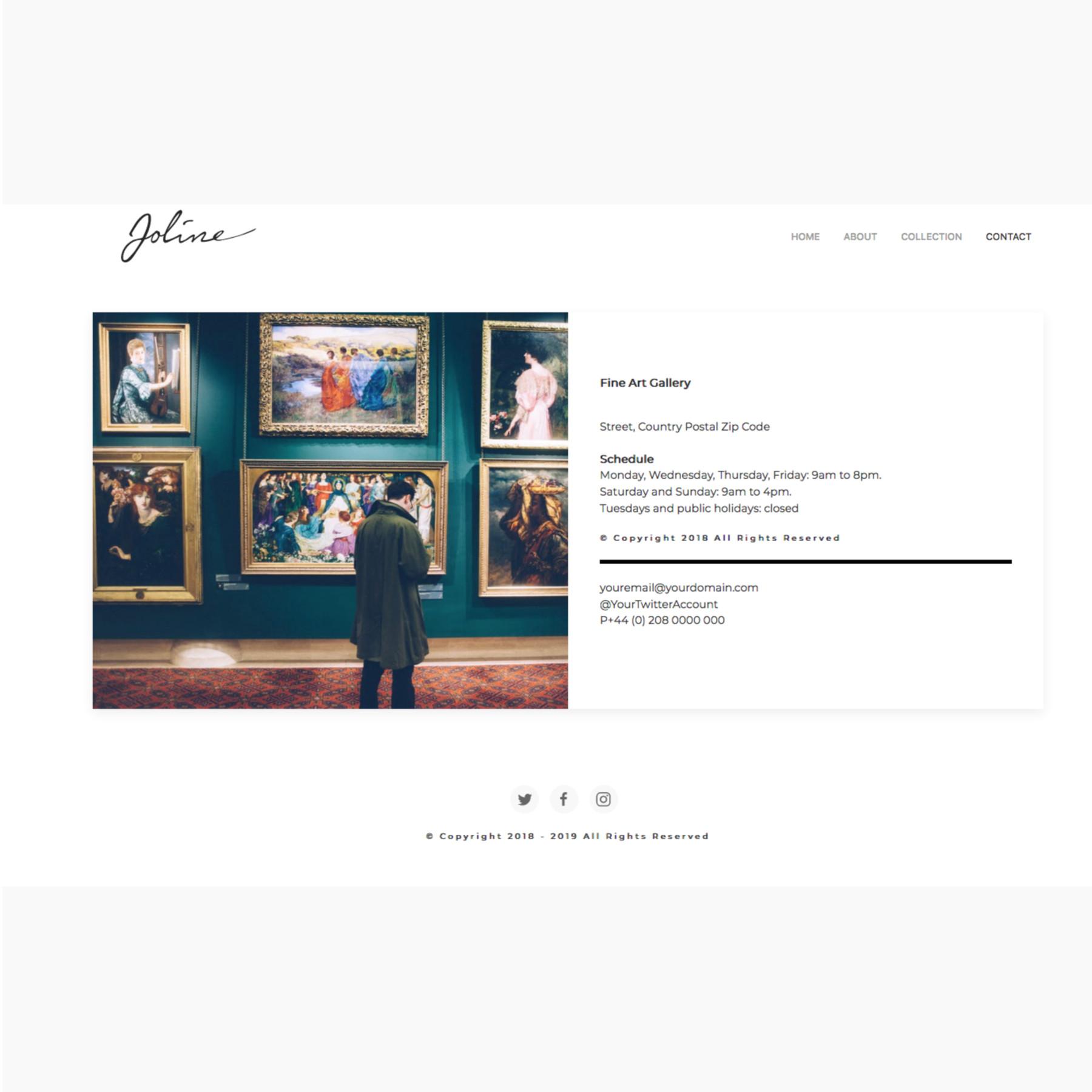 Εικαστική σχεδίαση ιστοσελίδας | ΑΛΦΑ