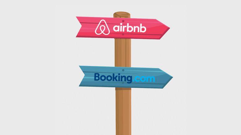 Τοποθέτηση καταλύματος στην airbnb και booking