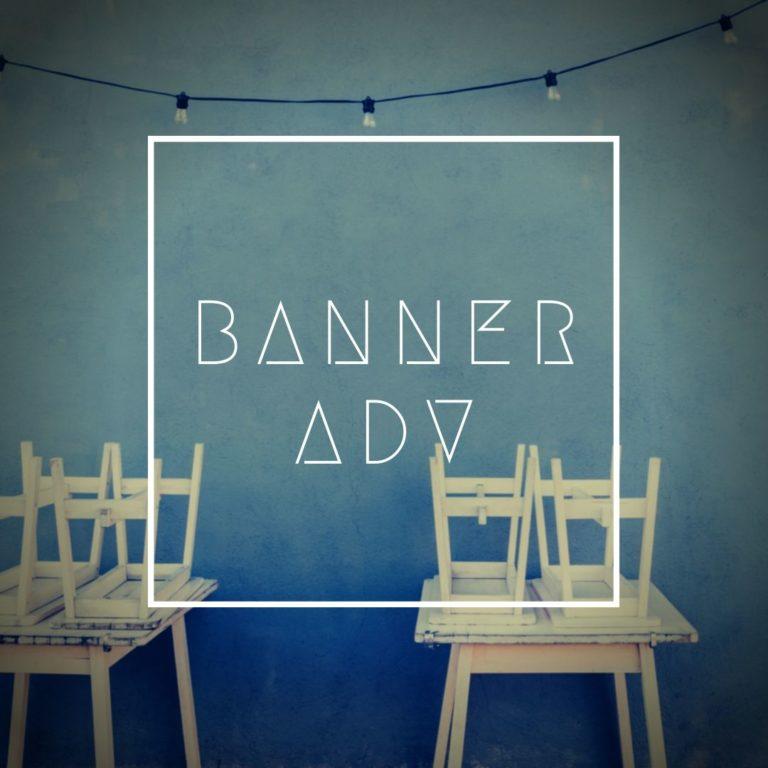 κατασκευή διαφημιστικού banner